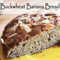 buckwheat banana