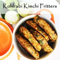 kimchi-fritters