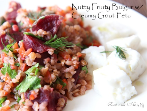 beetroot-bulgur