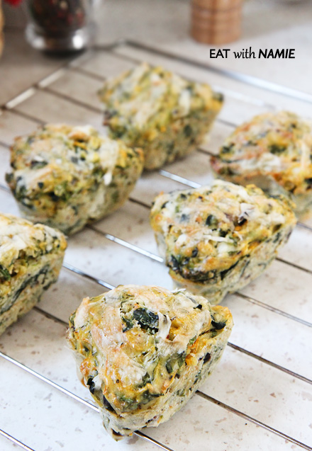carrot-spinach-muffin