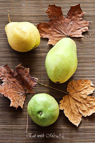 tart-pear