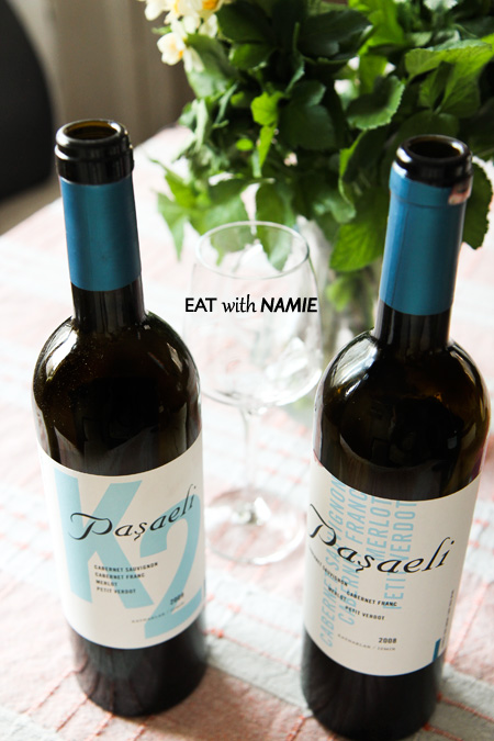 Pasaeli Turkish wine