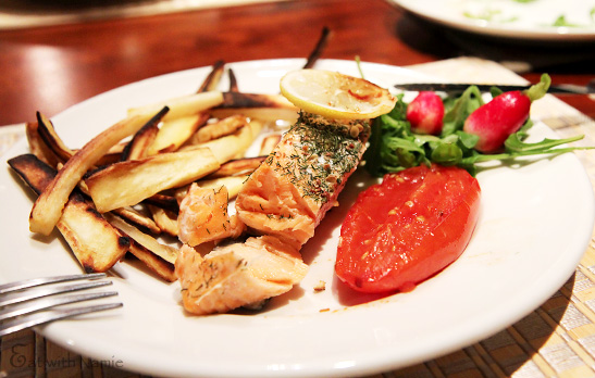 salmon-parsnip