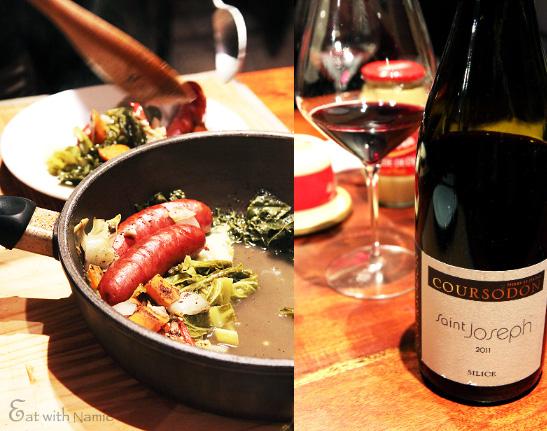 saussage-cabbage-wine-1