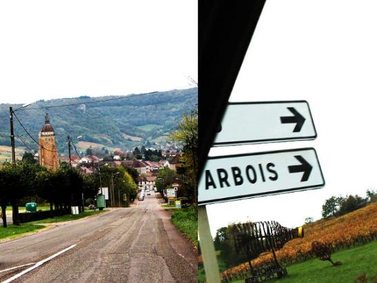 arbois town
