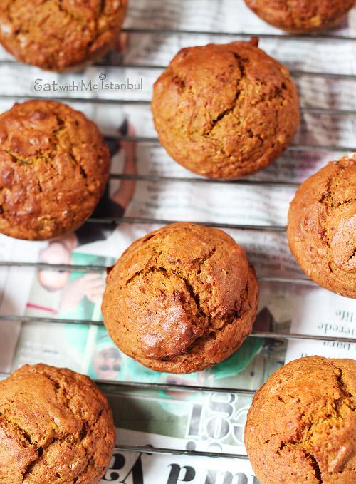 pumpkin muffins (2)