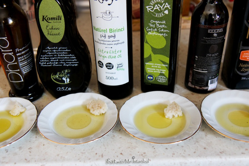 best Turkish olive oil