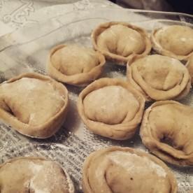Buckwheat Dumplings