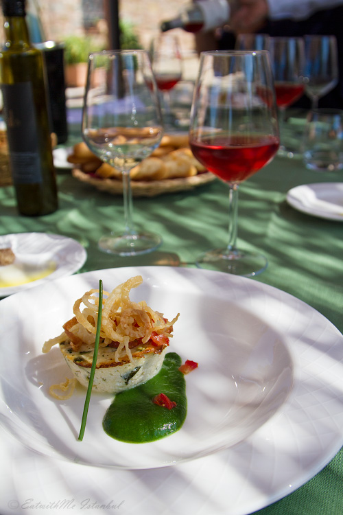 santa anastasia, wine