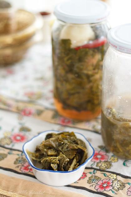kimchi-radish-leaves