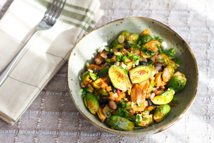 brussels sprouts sambal