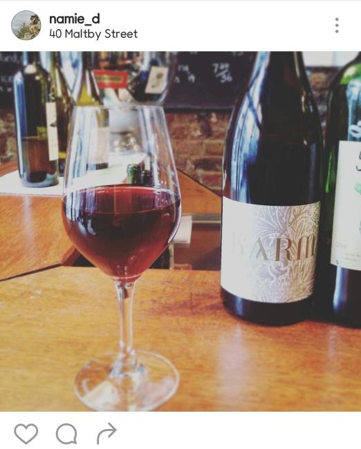 maltby street wine