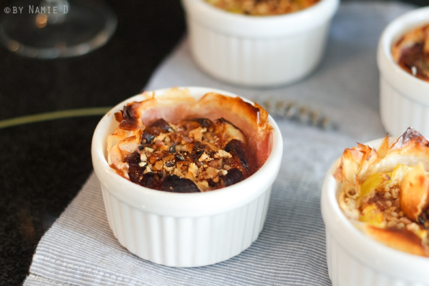 baked fig cheese
