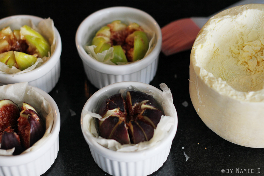 fig and cheese