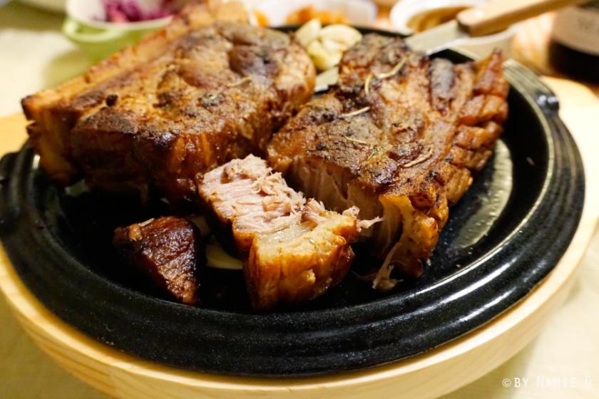 crispy pork skin