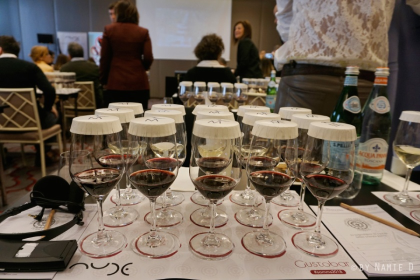 sommelier selection masterclass