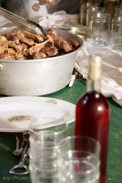 confit-wine