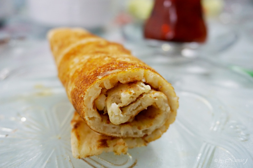 Turkish pancake
