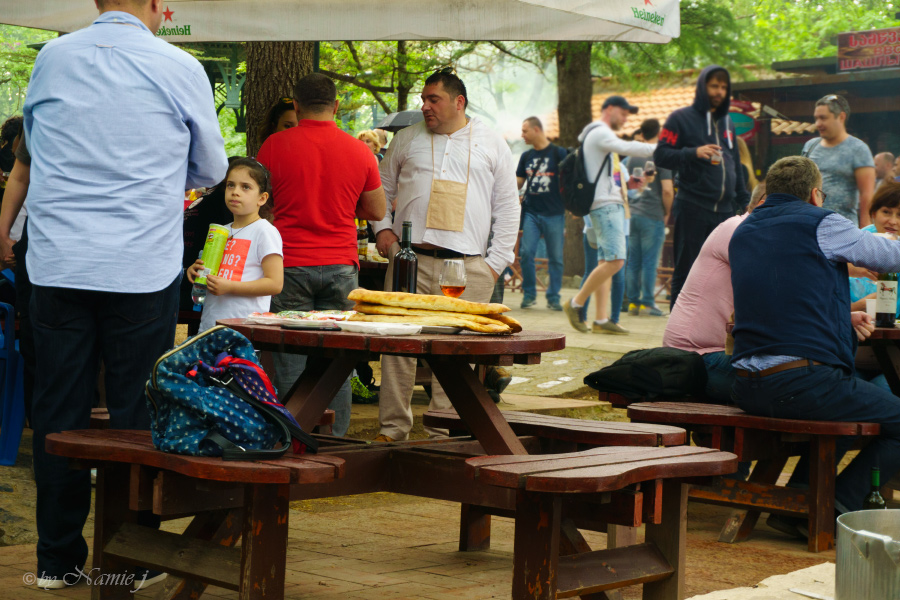 Tbilisi wine festival