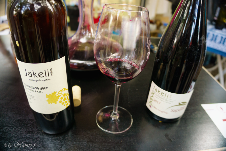 Geogian wine Jakeli New Wine Festival