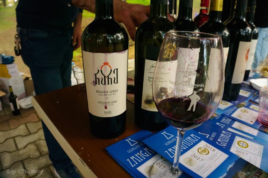 Georgian wine Tbilisi wine festival