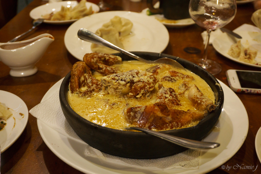 Tbilisi restaurant pasanauri