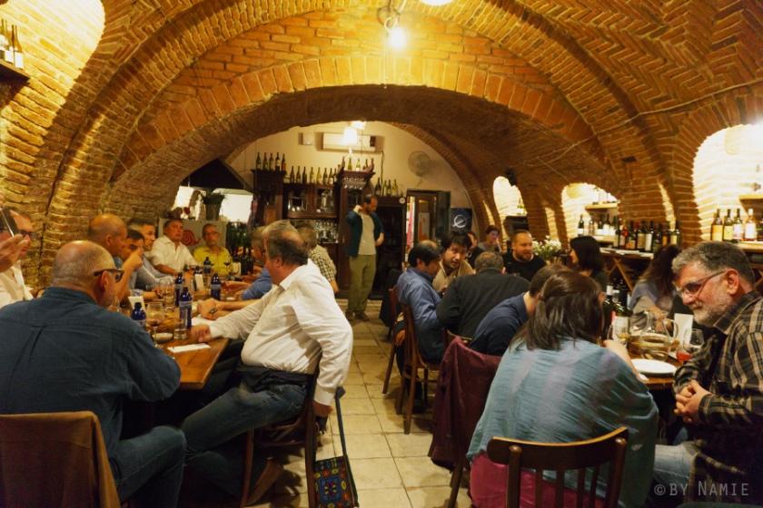 vino underground, Tbilisi